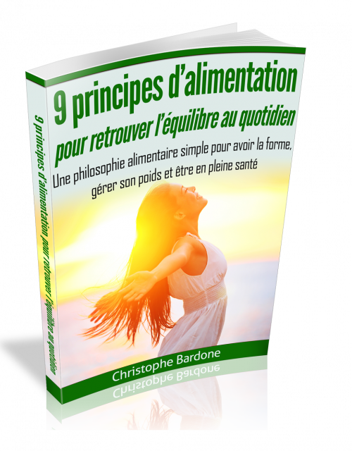 Ebook Alimentation eCover 3D