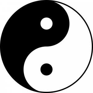 Yin Yang : le symbole du TAO
